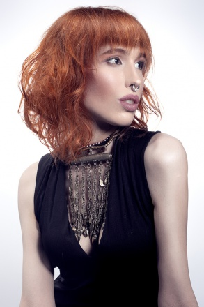 Hair copper: la tendencia del otoño