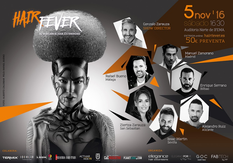 HAIR FEVER SHOW by Elegance Hair Extensions