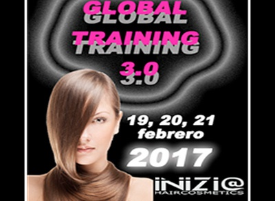 Global Training de Inizi@ HairCosmetics - ALICANTE