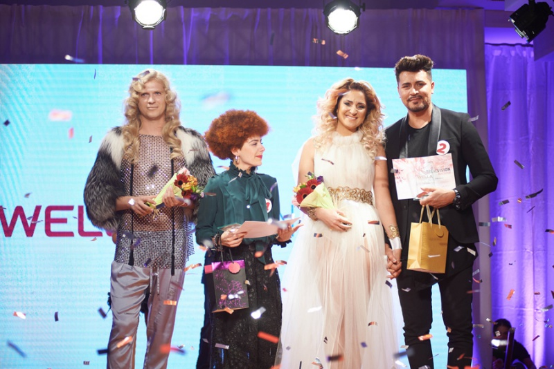 Trend Vision Awards de Wella en Madrid
