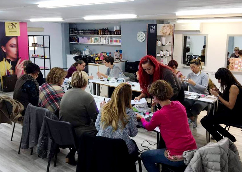 Éxito en el Open Day de EB Beauty Group para la marca ProNails
