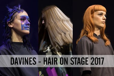 DAVINES: Hair on Stage en Amsterdam ¿te lo perdiste?