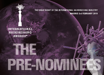 International Hairdressing Awards® anuncia los pre-nominados