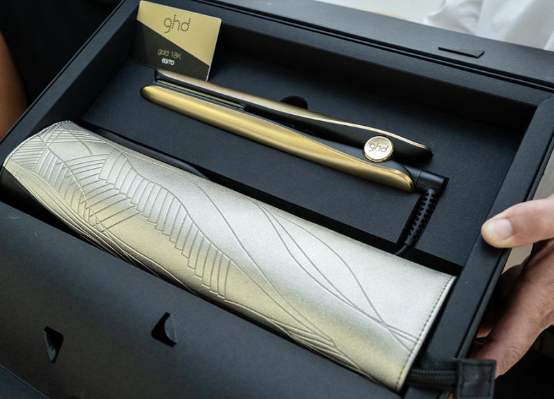 Conoce al ganador de la exclusiva  ghd gold 18K