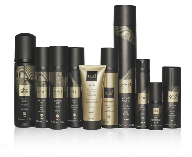 ghd Heat Protection Styling