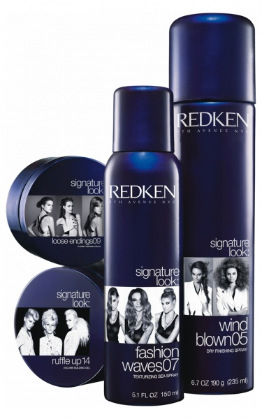 CONSIGUE UN LOOK DE PASARELA CON SIGNATURE LOOK DE REDKEN