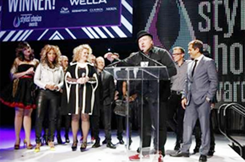 WELLA PROFESSIONALS TRIUNFA EN LOS STYLIST CHOICE AWARDS