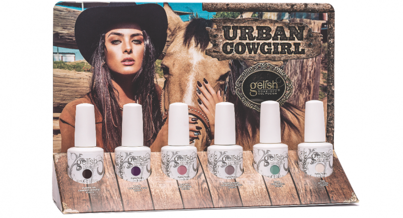 URBAN COWGIRL DE GELISH
