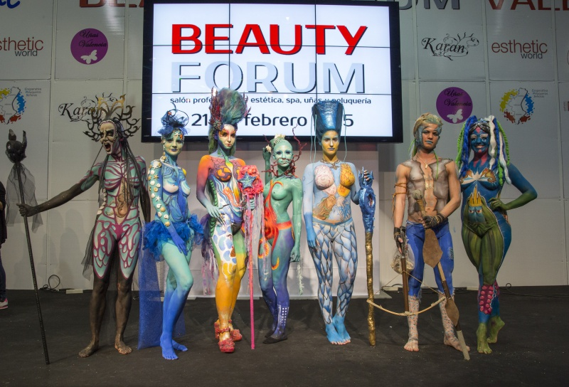 Cosmética natural y hábitos saludables en Beauty Forum Valencia