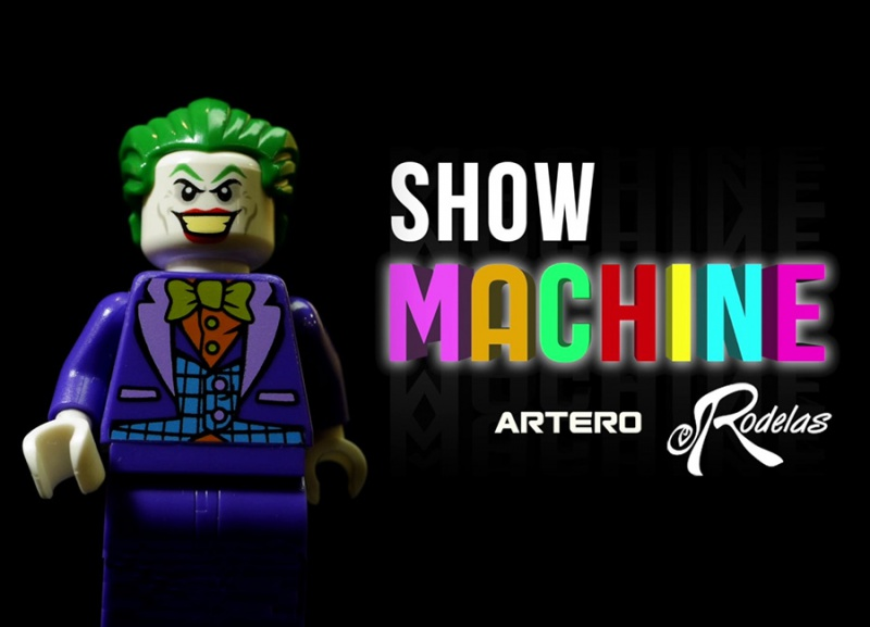Show Machine Leyenda by David Rodelas
